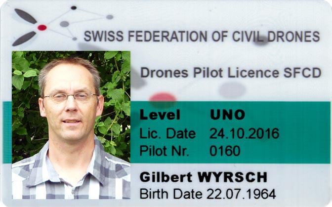 SunPage Gilbert Wyrsch -  Webdesign, Multimedia & Luftaufnahmen